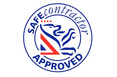safe contractor approved certificate