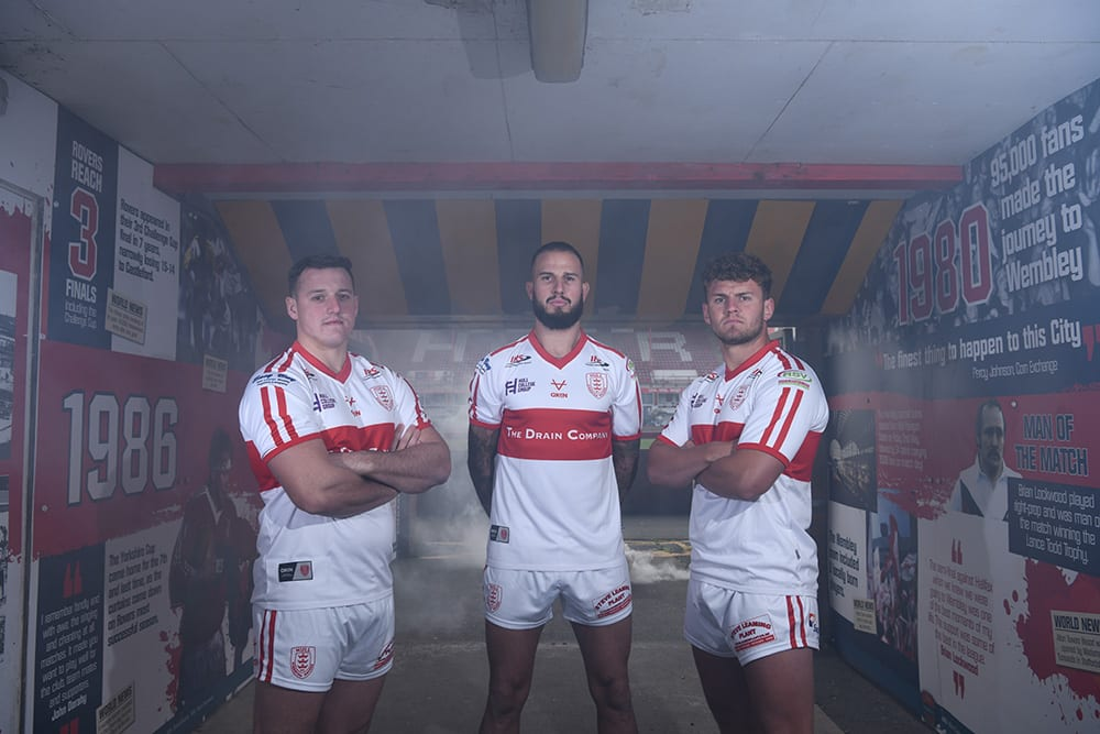 New hull KR shirt