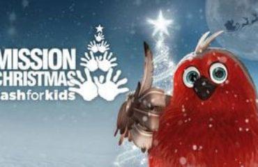 logo for cash for kids mission Christmas 2019